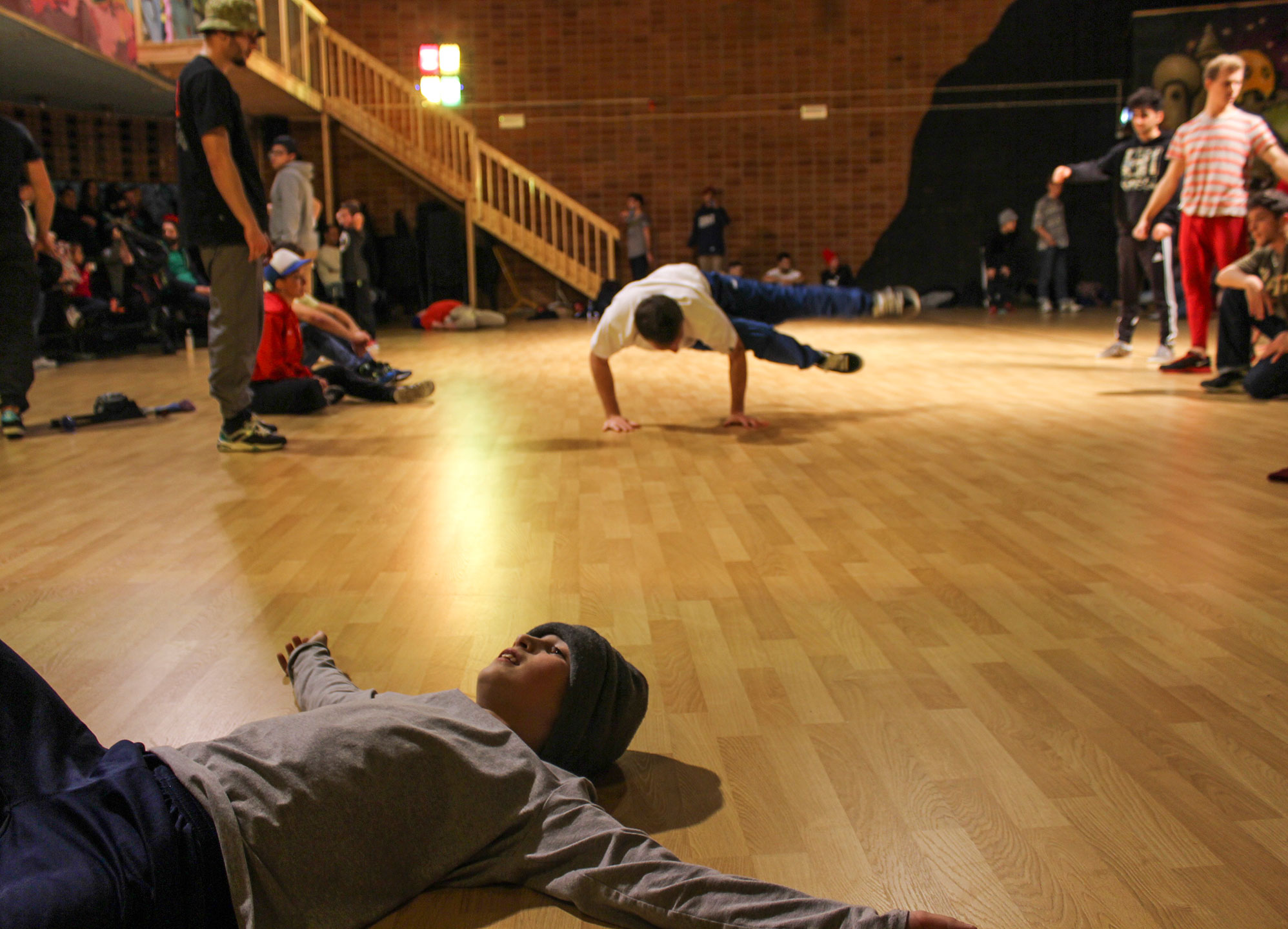 lokal dansare dansa nära Örebro