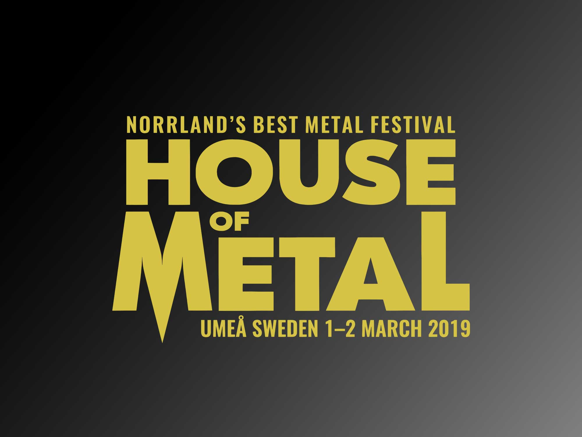 Spela på House of Metal via SV